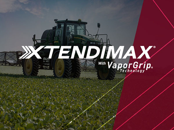 XtendiMax Herbicide with VaporGrip Technology